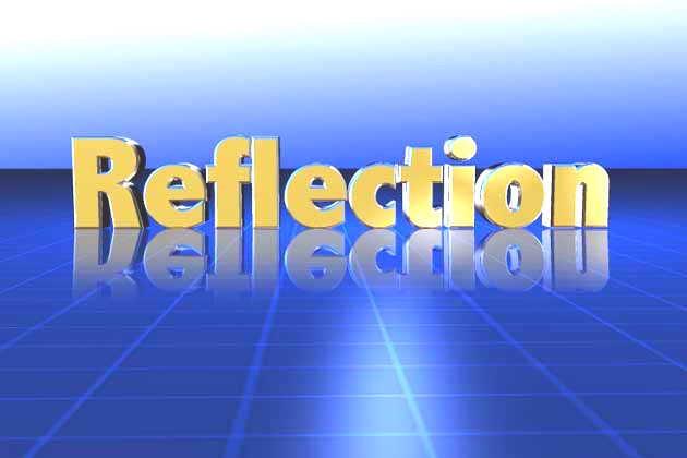 Sunday Reflections