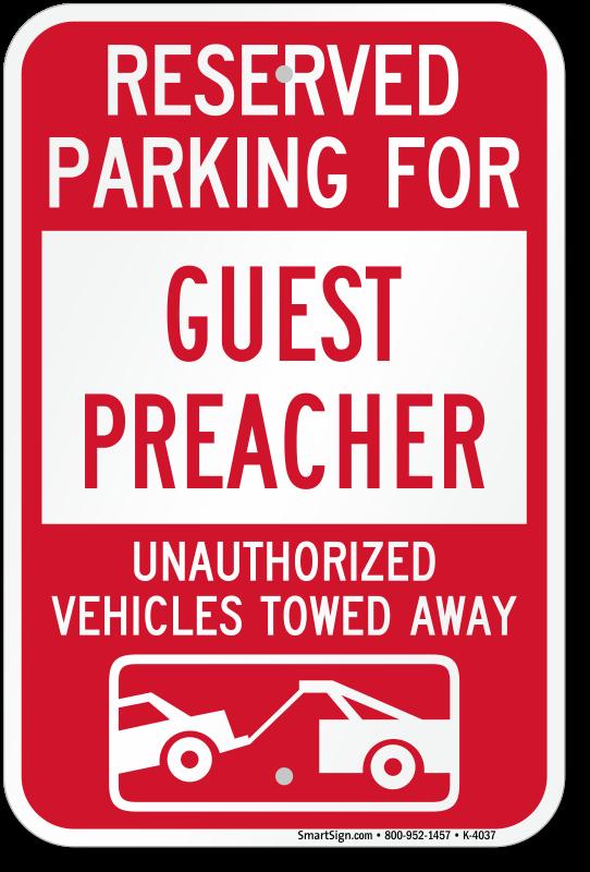 My take on Preaching & Invitations